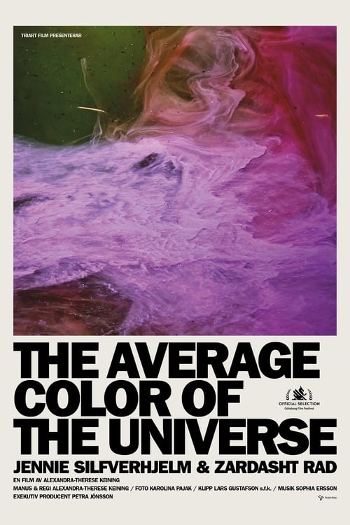 The Average Color of the Universe (2020)