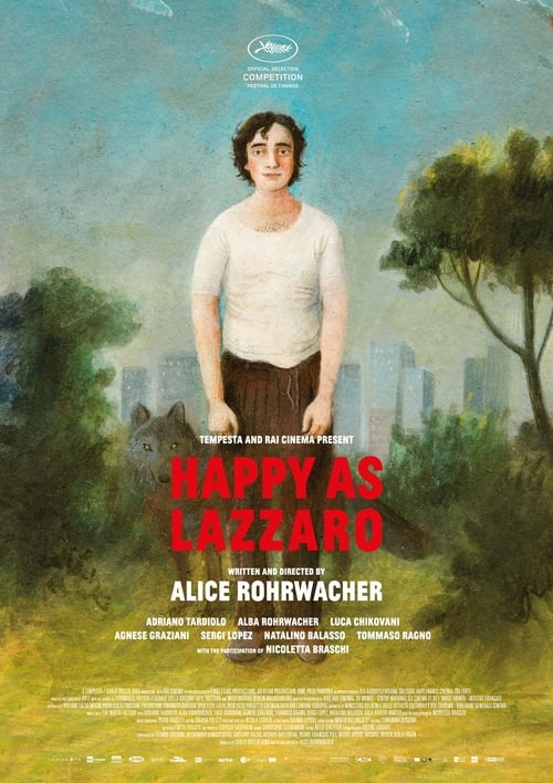 Happy as Lazzaro English Full Movier