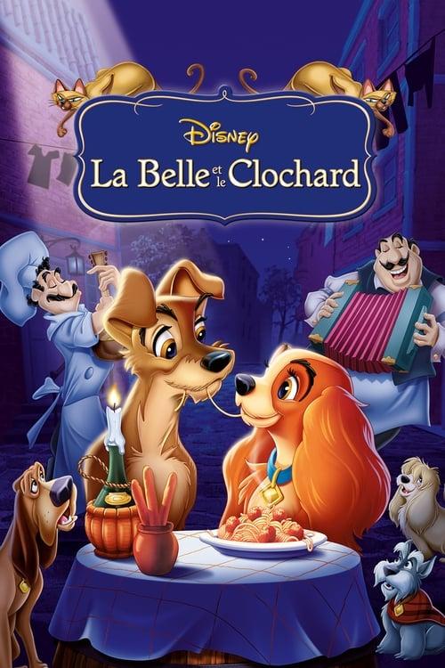 [VF] La Belle et le Clochard (1955) streaming