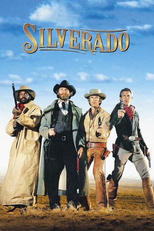 Silverado (1985) Poster