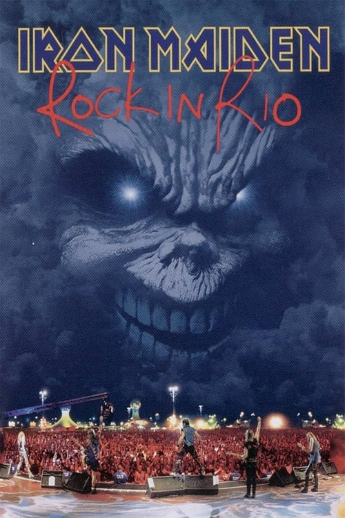 Largescale poster for Iron Maiden: Rock in Rio