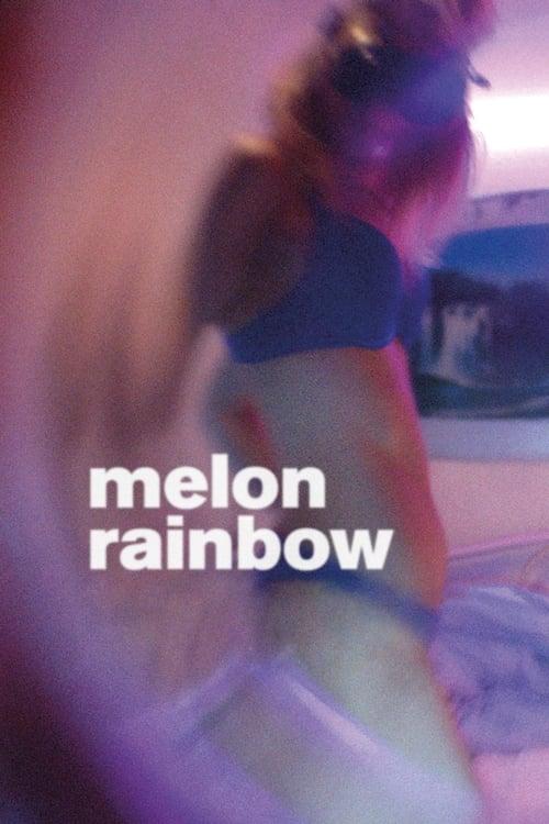 Melon Rainbow poster