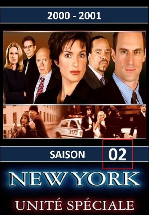 New York Unité Spéciale: Saison 2