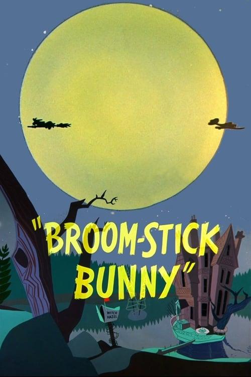 Broom-Stick Bunny (1956) Poster