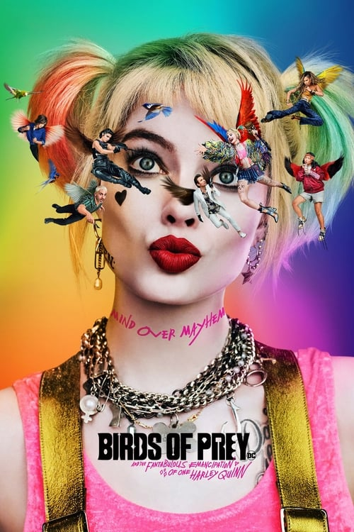 Download Birds of Prey (and the Fantabulous Emancipation of One Harley Quinn) (2020) Best Quality Movie