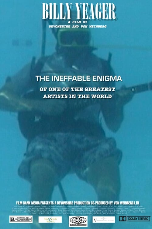 Ver pelicula Billy Yeager The Ineffable Enigma Online