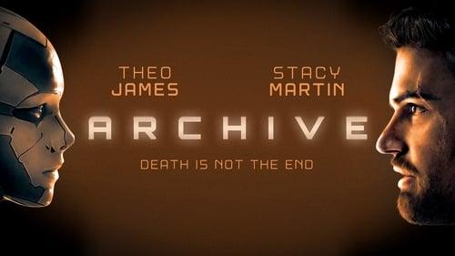 Archive  Full Movie
