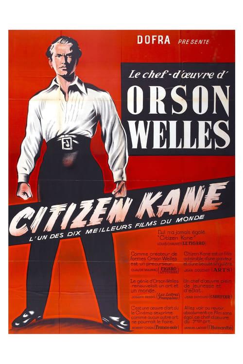 Regarder Citizen Kane (1941) Streaming HD FR
