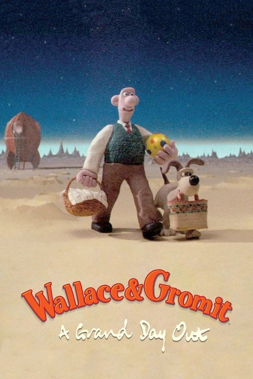 Regarder Wallace & Gromit : Une grande excursion (1990) Streaming HD FR