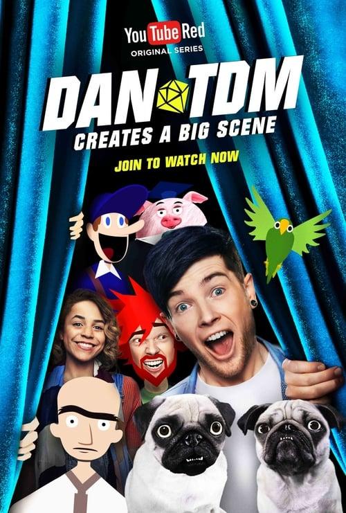 DanTDM Creates a Big Scene