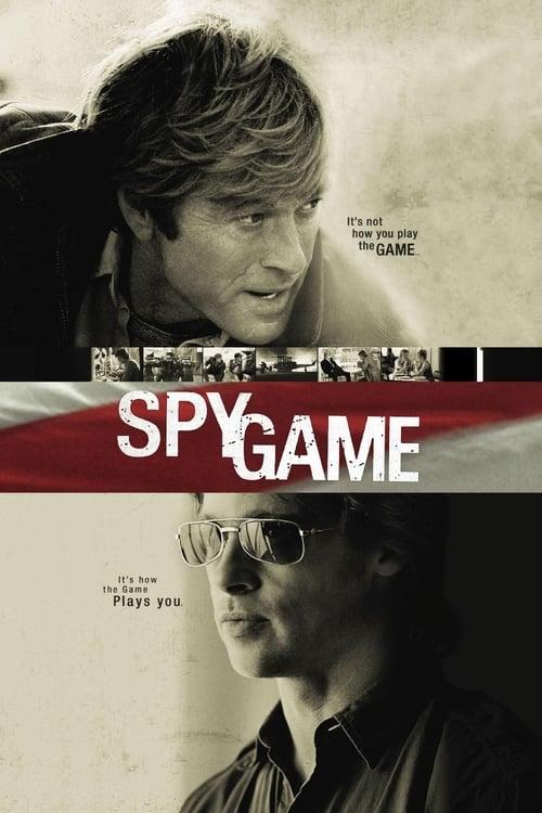 Spy Game film en streaming