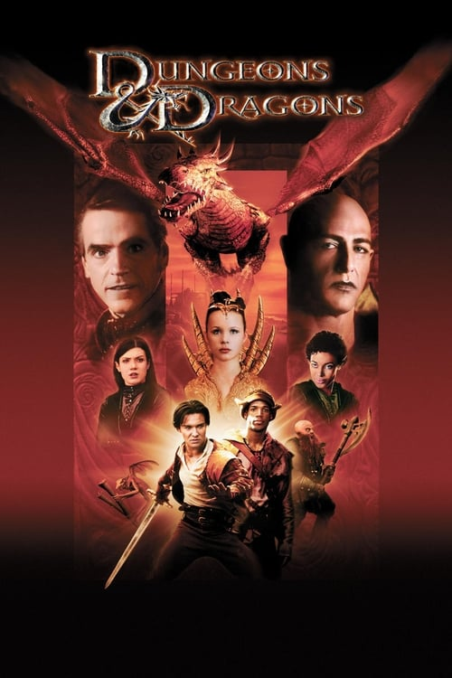 Streaming Dungeons & Dragons (2000) Movie Free Online