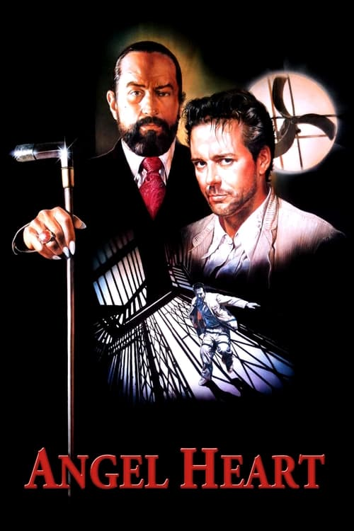 The poster of Angel Heart