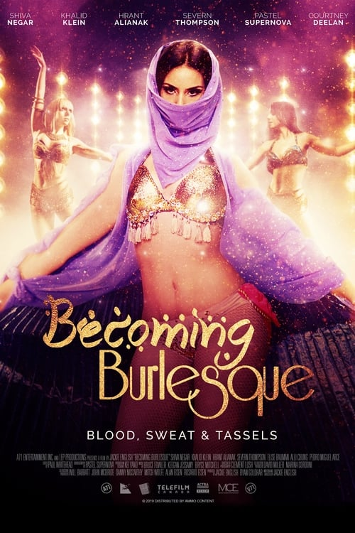 Becoming Burlesque Watch Stream