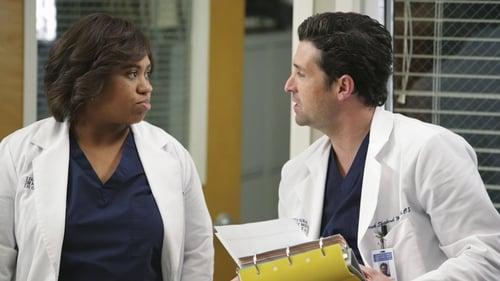 Grey's Anatomy - Season 6 - Episode 11: Blink