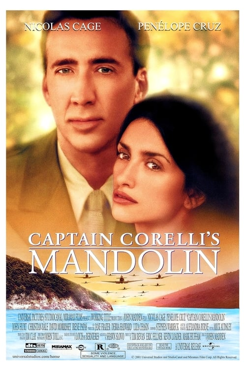 Streaming Captain Corelli's Mandolin (2001) Movie Free Online
