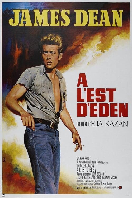 Regarder A l'est d'Eden (1955) Streaming HD FR