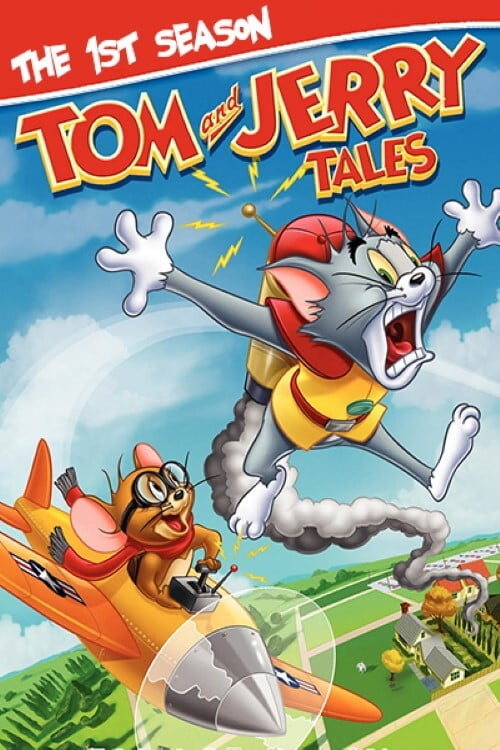 tom and jerry tales season 1 full episodes  mtflix