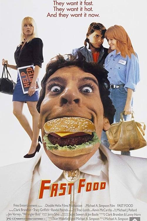 Película Fast Food Completamente Gratis