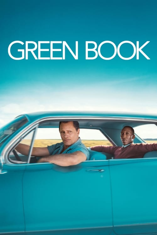 Poster. Green Book (2018)