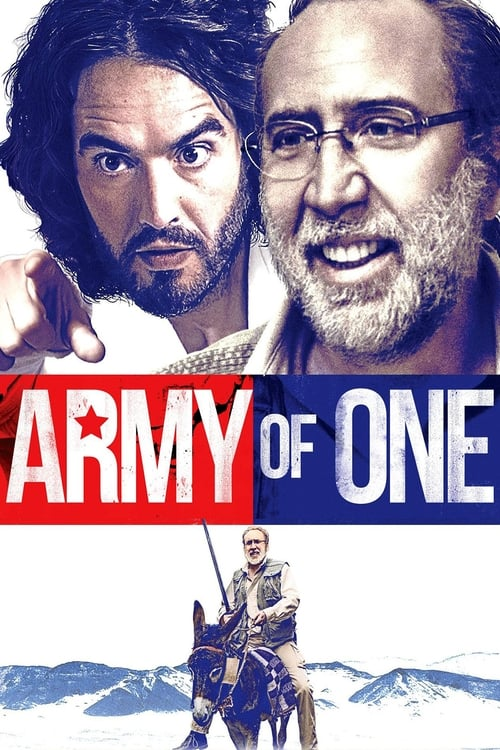 Streaming Army of One (2016) Full Movie