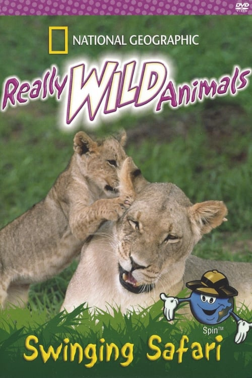 Ver pelicula Really Wild Animals: Swinging Safari Online