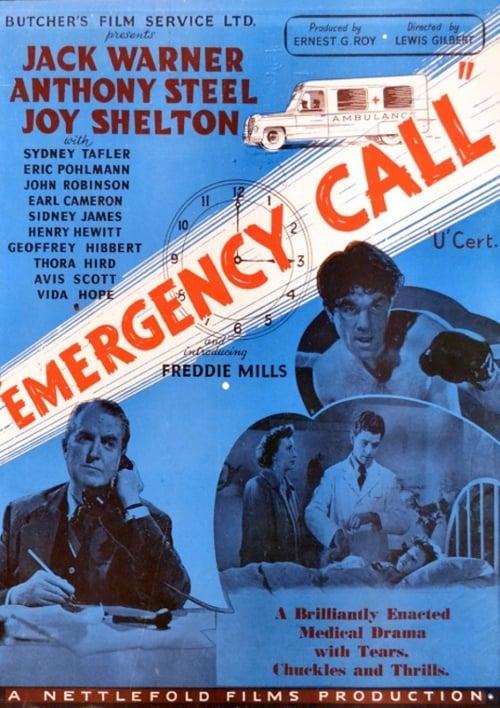 Mira La Película Emergency Call En Buena Calidad Hd 720p