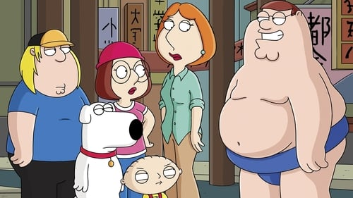 Family Guy 2006 Bluray 720p: Season 4 – Episode Breaking Out Is Hard to Do