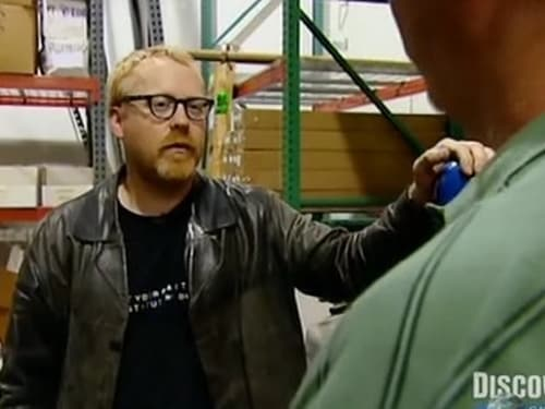 MythBusters: Season 2006 – Épisode Air Cylinder Rocket