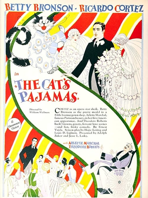 Película The Cat's Pajamas Completamente Gratis