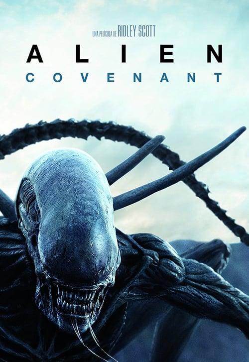 Ver Alien: Covenant Online