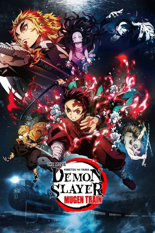 Demon Slayer -Kimetsu no Yaiba- The Movie: Mugen Train (2021)