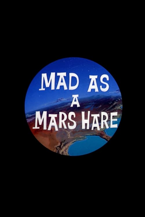 Mad as a Mars Hare (1963) Poster
