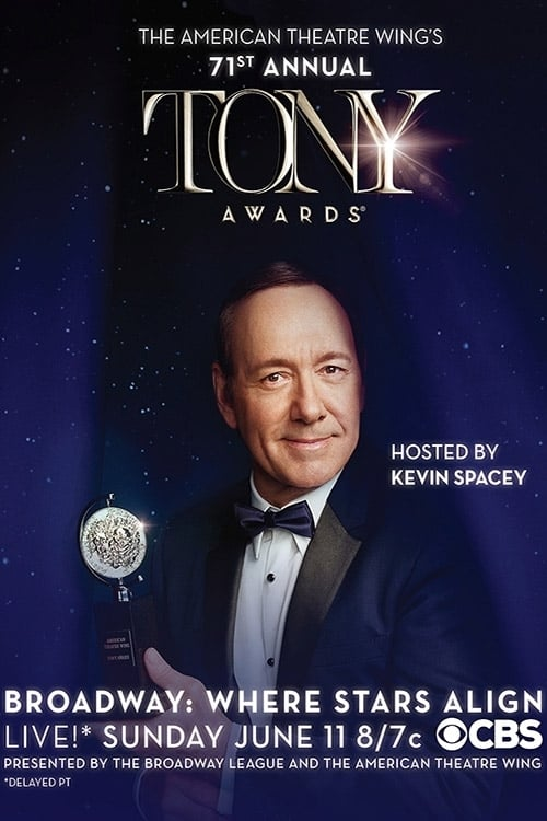 Tony Awards: The 71st Annual Tony Awards
