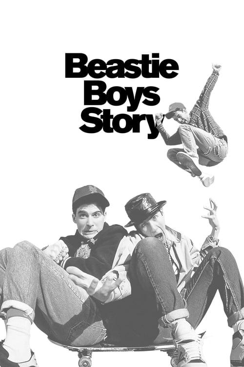 Poster von Beastie Boys Story