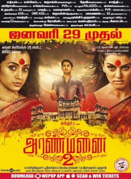 அரண்மனை 2 film en streaming