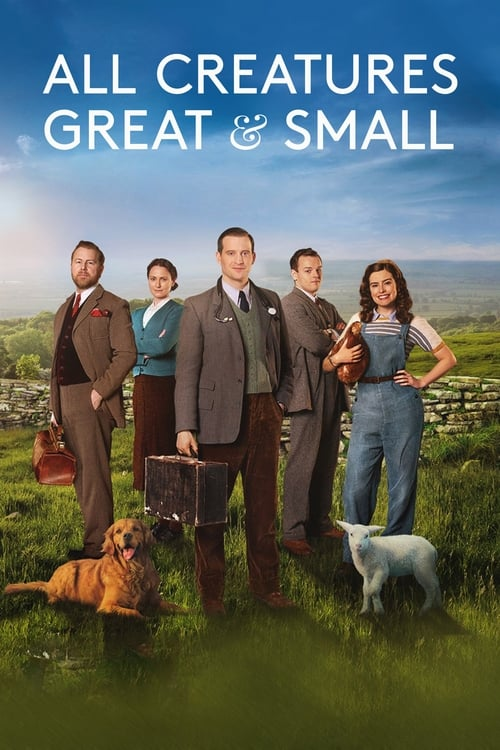 All Creatures Great & Small-Azwaad Movie Database