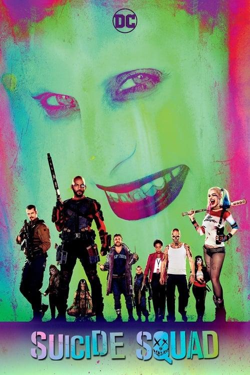 Poster von Suicide Squad