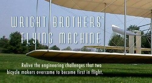 NOVA: Season 31 – Episode Wright Brothers' Flying Machine