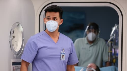Grey's Anatomy - Season 17 - Episode 12: Sign o' the Times