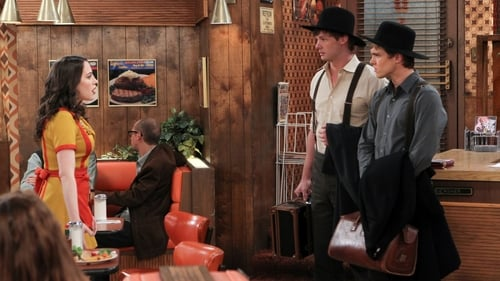 2 Broke Girls: Season 2 – Episod And the Three Boys With Wood