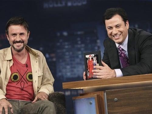 Jimmy Kimmel Live!: Season 8 – Episod David Arquette, Abbie Cornish, Jim Breuer
