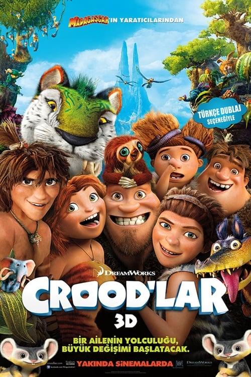 The Croods ( Crood'lar )