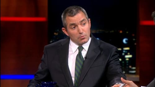 The Colbert Report: Season 9 – Episode Christopher Chivers