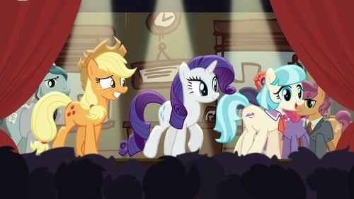 My Little Pony: Friendship Is Magic: Season 5 – Épisode Made in Manehattan