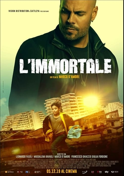 Streaming The Immortal (2019) Best Quality Movie