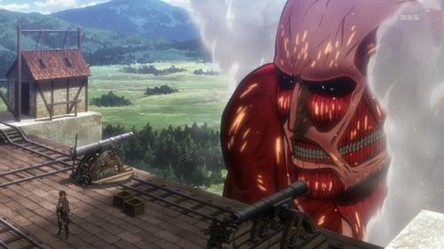 Attack on Titan: Staffel 1 – Episod Die Nacht der Abschlusszeremonie - Die Rückkehr der Menschheit, Teil 2