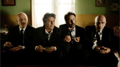 4 Black Suits
