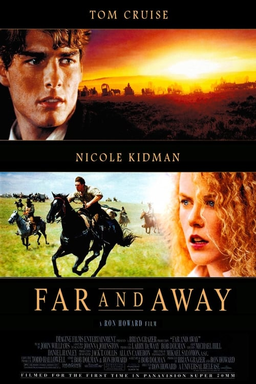 Far and Away - Poster