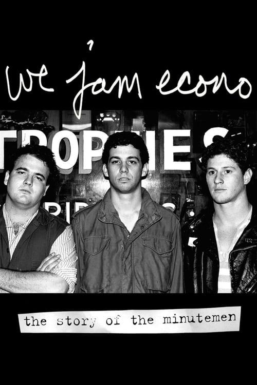 Mira La Película We Jam Econo: The Story of the Minutemen En Buena Calidad Hd